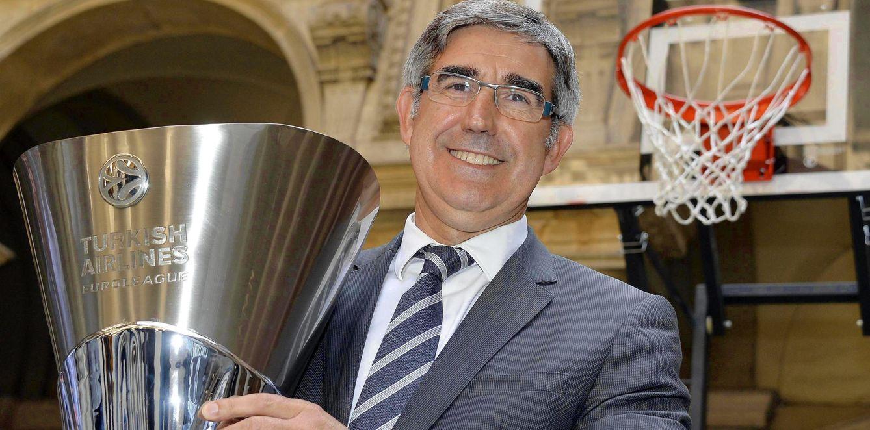 """Foto: """"No salen las fechas"""", dice Bertomeu sobre el nuevo calendario paorbado por la FIBA (EFE)"""