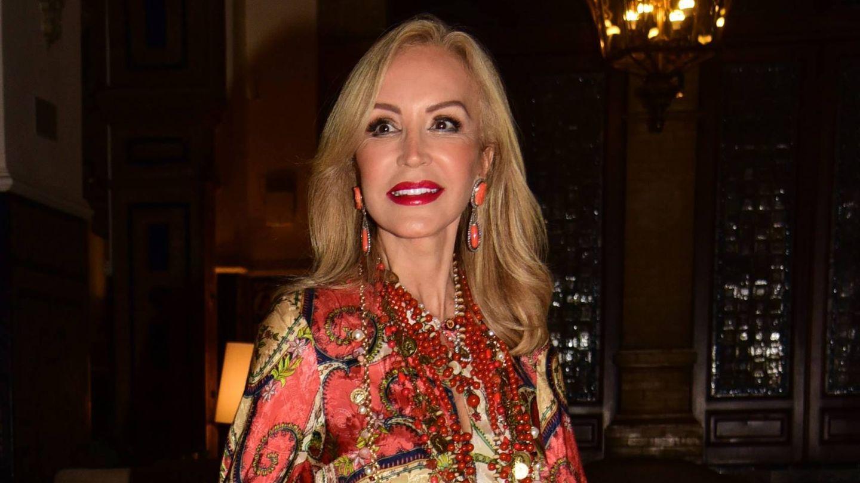 Carmen Lomana, adicta a los labiales. (Cordon Press)