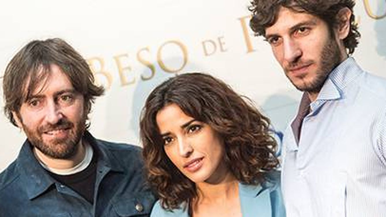 Sanchez Arévalo: Para conseguir un beso de película no hay que ser peliculero