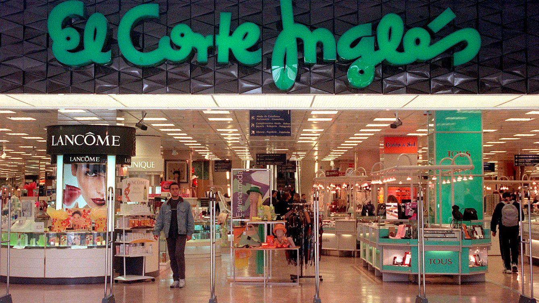 9f3ad52853a Foto  Un supermercado de El Corte Inglés en una foto de archivo. (Efe