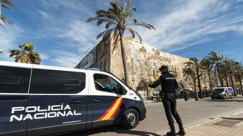 Un ladrón corta en la cara y las manos a una mujer para robarle en Palma de Mallorca