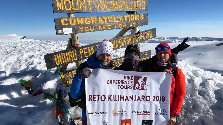 (Reto Kilimanjaro 2018)