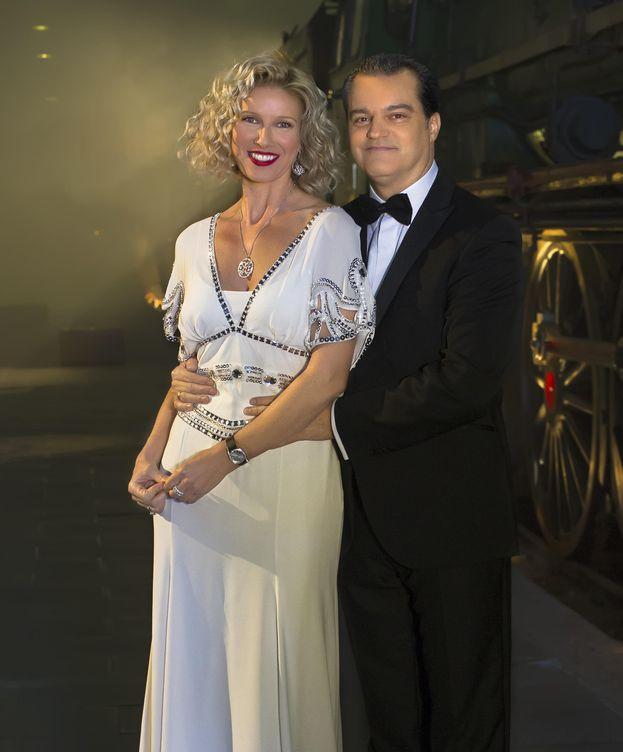Foto: Anne Igartiburu y Ramón García. (RTVE)