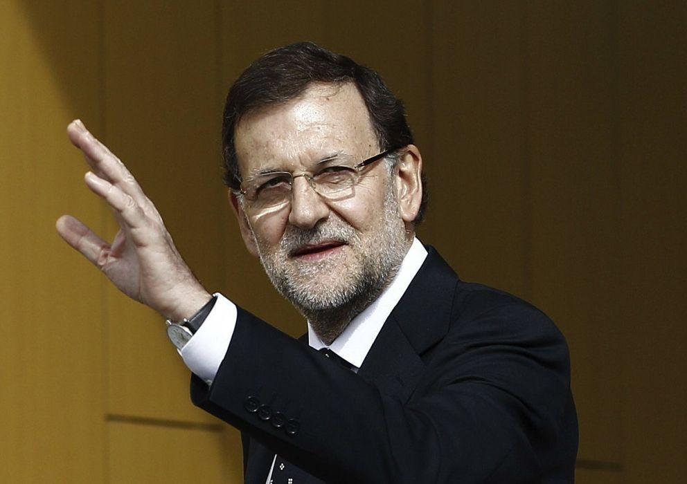 Foto: El presidente del Gobierno, Mariano Rajoy