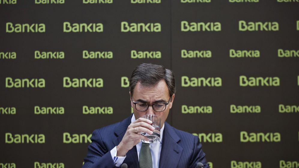 Foto: José Sevilla, consejero delegado de Bankia. (EFE)
