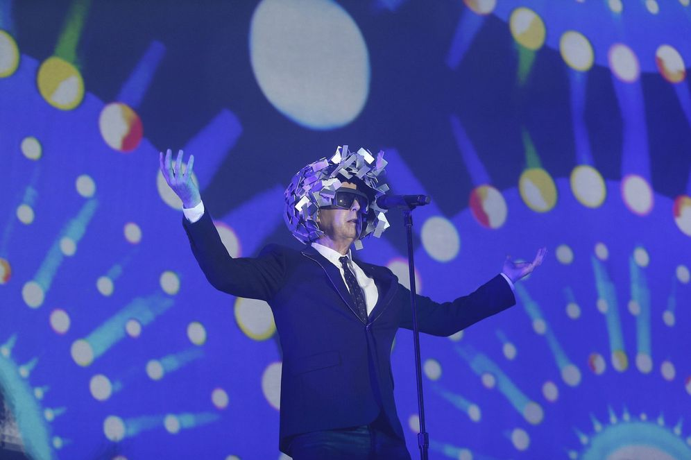 Foto: Pet Shop Boys. (EFE)