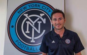 Frank Lampard reniega de sus fobias y firma por New York City