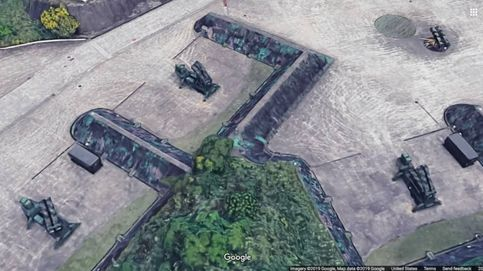 Google Maps revela por error varios centros militares secretos en Taiwán