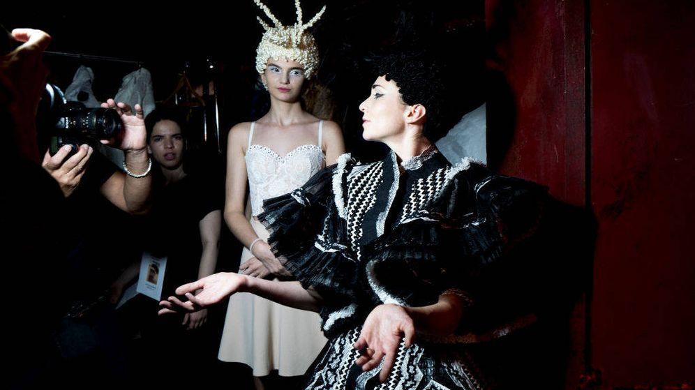 Foto: Alta Costura en la París Fashion Week 2018/2019 (Getty)