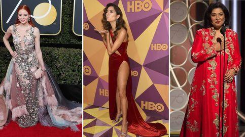Por qué estas tres actrices no fueron de negro a los Globos de Oro