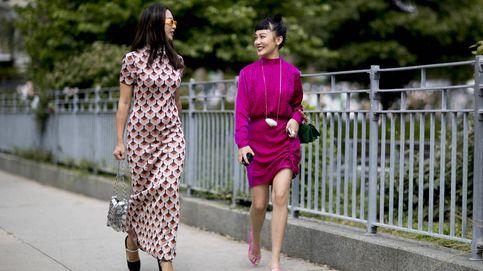 Dos formas de llevar un slip dress al trabajo (y sofisticar tu look al instante)