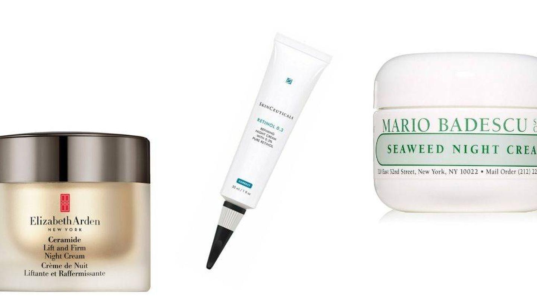 Cremas de noche: Elizabeth Arden, Skinceuticals y Mario Badescu