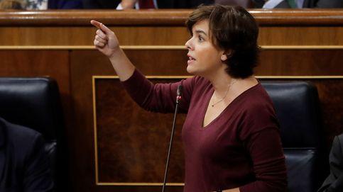 Santamaría avisa: El Senado tiene capacidad de adaptarse a lo que pueda ocurrir