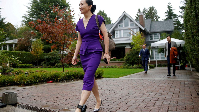 Canadá valida el proceso de extradición a EEUU de la directora financiera de Huawei