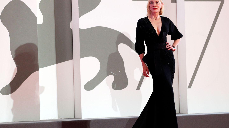 Cate Blanchett. (Reuters)