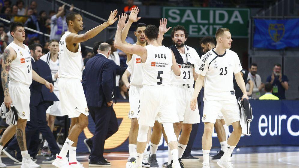Foto: El Real Madrid jugará las semifinales de la Copa del Rey por sexta edición consecutiva. (ACB Photo)