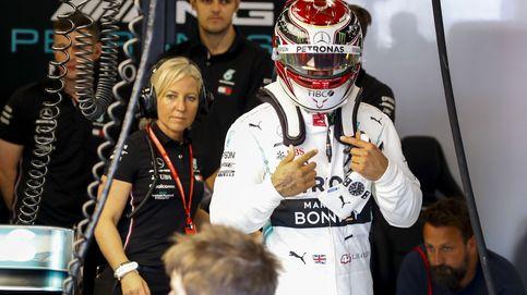 La pulla de Vettel a Hamilton (o por qué no se dejó ganar en Australia)