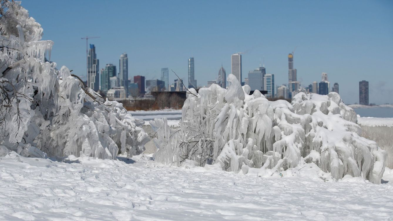 La ola de frío que azota Estados Unidos deja ya ocho muertos