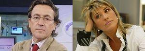 Julia Otero y Hermann Tertsch se pelean en Twitter