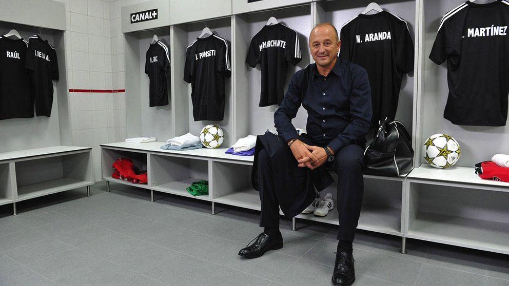 Nacho Aranda abandona 'El día del fútbol' tras 12 años al frente del programa