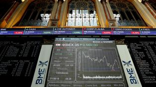 El eurofantasma bancario arrastra sus cadenas