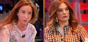 Post de María Patiño y Raquel Bollo enfrentadas en 'Sálvame' por Chiquetete