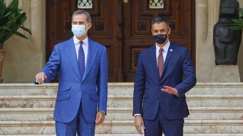 En directo | Siga la comparecencia de Pedro Sánchez tras el despacho con el Rey en Marivent