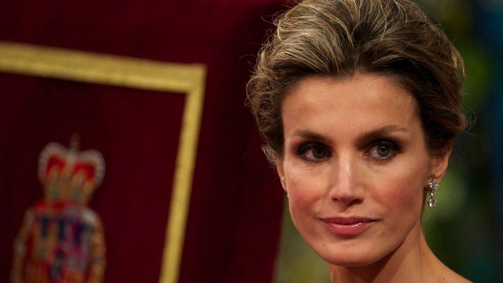 Foto: La reina Letizia en los Premios Princesa de Asturias. (Limited Pictures)