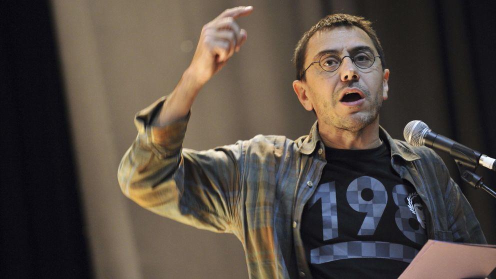 Monedero acusa los políticos de utilizar la palabra venganza tras el 13N