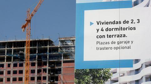 La compraventa de viviendas rompe con ocho meses de descensos tras subir un 1,9%