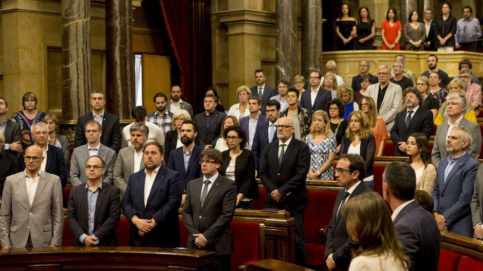 El Parlament tumba la propuesta de C's de convocar elecciones autonómicas