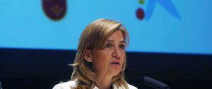 Foto: La Caixa negocia con la Infanta la hoja de ruta de su futuro en la entidad