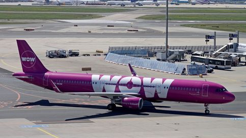 La caída de Wow Air deja a miles de pasajeros afectados en España