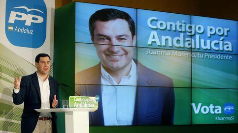 El PP andaluz busca votos en el pueblo de C's atizando a Rivera