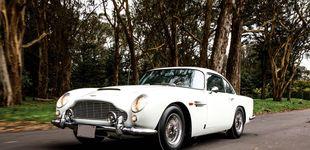 Post de Un DB5 de 1964 protagoniza la gran subasta de coches Aston Martin