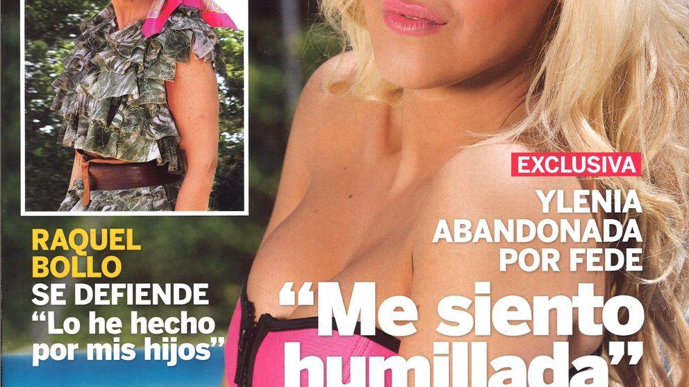 Las portadas de los miércoles: Fede le dice 'hasta nunqui' a Ylenia