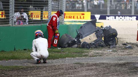Esteban Gutiérrez: Tuve miedo cuando vi el coche de Fernando Alonso