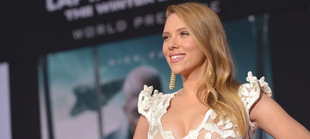 Scarlett Johansson da a luz a niña