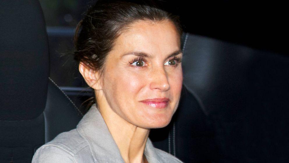 Los expertos opinan sobre la aparición de la reina Letizia sin maquillar