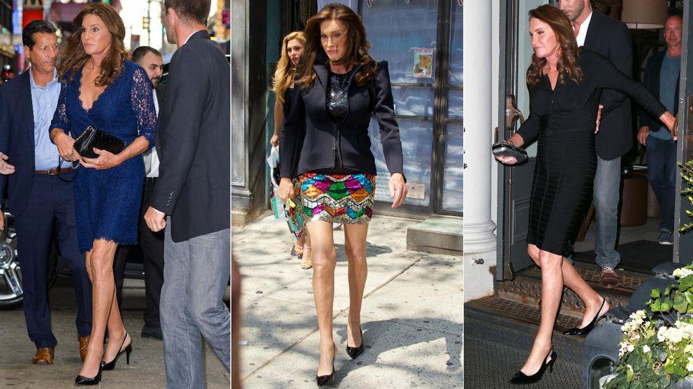 Caitlyn Jenner, más elegante que las mujeres de su familia