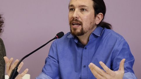 Iglesias llama a PP, PSOE y C's los tres del búnker e incendia las redes