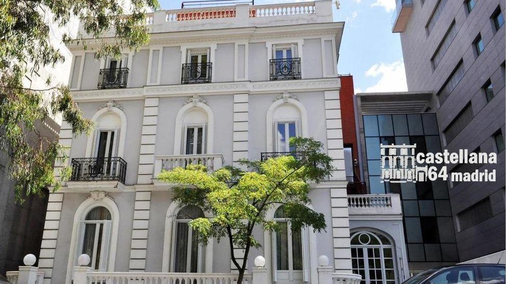 Paseo de la Habana 75  para los Masaveu y Castellana 64 para los ex de Caprabo