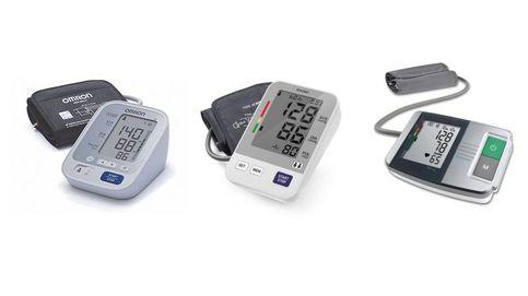 Los mejores tensiómetros de brazo para medir la tensión sanguínea en casa