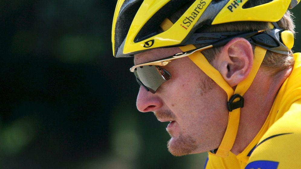 Foto: Landi se dopó en el Tour de Francia de 2006. (EFE)
