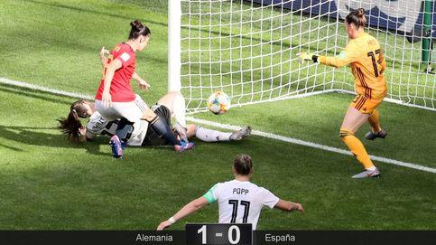 Así vivimos el Alemania - España, derrota de la Selección en el Mundial femenino