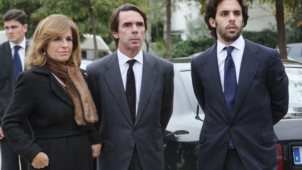 Los hijos de Aznar están de actualidad: las 10 cosas que debes saber sobre ellos