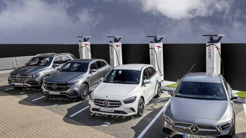 La gran ofensiva enchufable de Mercedes con 24 modelos a la venta