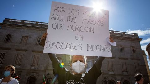 El sector de las residencias en Cataluña: Se dejó morir a ancianos de forma indigna