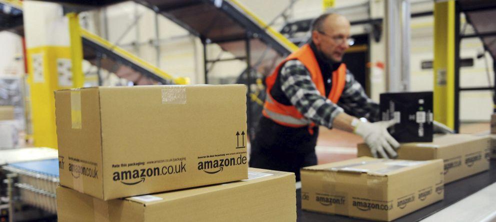 Foto: Amazon y el trato a sus trabajadores es duramente criticado por Simon Head en su último libro. (Efe/Uwe Zucchi)