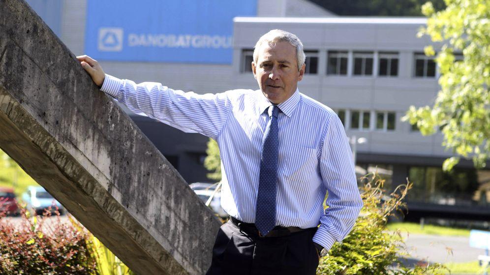 Foto: El director general de Danobatgroup, Iñigo Ucín, tras ser nombrado próximo presidente de la Corporación Mondragón. (EFE)